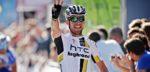 Cavendish sprint naar zege in Scheldeprijs