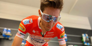 Androni Giocatolli-Sidermec wint tweede rit Virtuele Giro d'Italia,