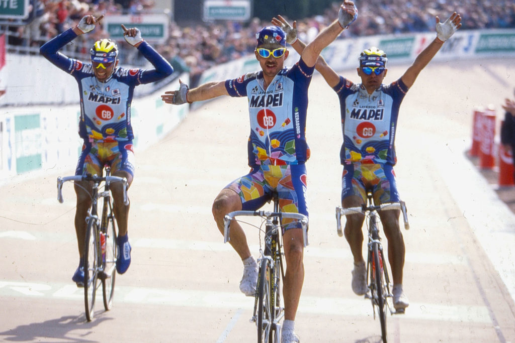 Parijs-Roubaix 1996