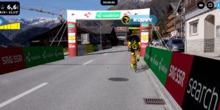 Deceuninck – Quick-Step en Lotto Soudal aan de start van virtuele Ronde van Zwitserland
