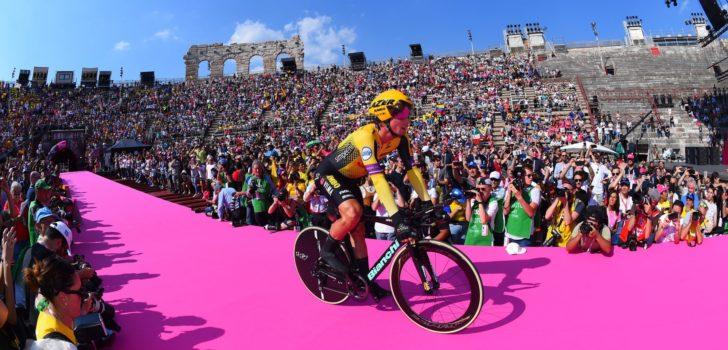 'Giro en Vuelta overlappen elkaar op nieuwe wielerkalender'