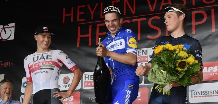 Heistse Pijl (1 augustus) doet het dit jaar met uitsluitend Belgische renners