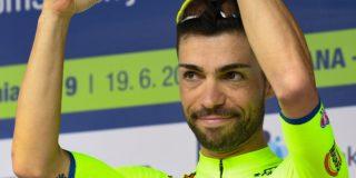 """Giovanni Visconti: """"Er zijn in Italië nog veel mensen die zich onbeschaafd gedragen richting fietsers"""""""