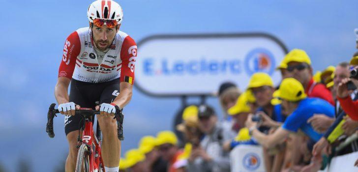 """Thomas De Gendt: """"Wegblijven uit de Tour, zoals Brailsford suggereert, is geen optie"""""""