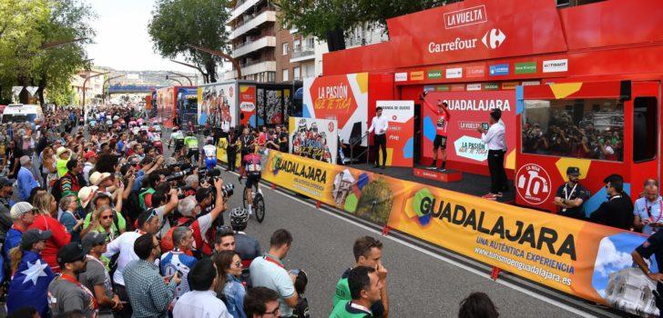Vuelta a España schrapt passage door Portugal