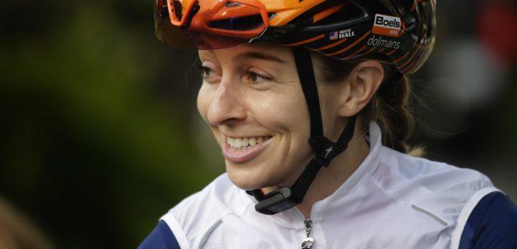 Ploeggenote Jolien D'Hoore verbetert Everest-record voor vrouwen