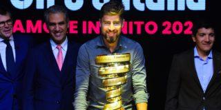 'Peter Sagan rijdt Giro en slaat aantal grote klassiekers over'