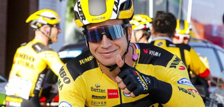 Dylan Groenewegen maakt rentree in Ronde van Hongarije