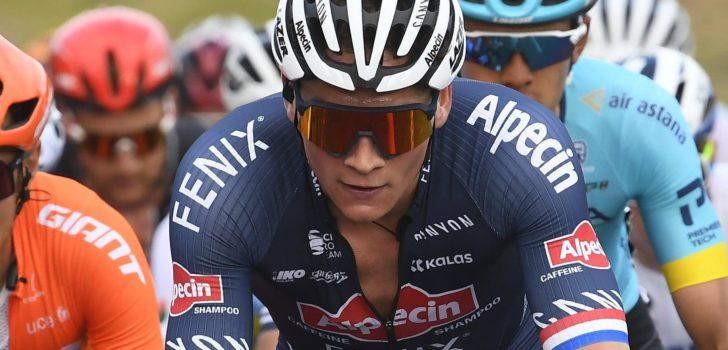 Mathieu van der Poel hervat seizoen in Sibiu Cycling Tour