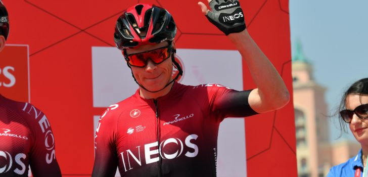 Officieel: Chris Froome vanaf 2021 bij Israel Start-Up Nation
