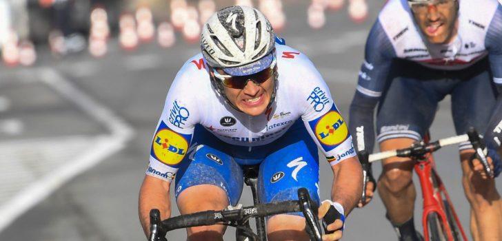 Yves Lampaert (Deceuninck-Quick-Step) dicht bij contractverlenging