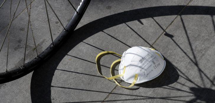 Vlaamse wielerbond stelt mondmaskers verplicht
