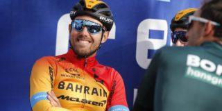"""Sonny Colbrelli: """"De Giro d'Italia of klassiekers? Een moeilijke keuze"""""""