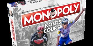 Remco Evenepoel en Philippe Gilbert sieren 'Monopoly Koers'