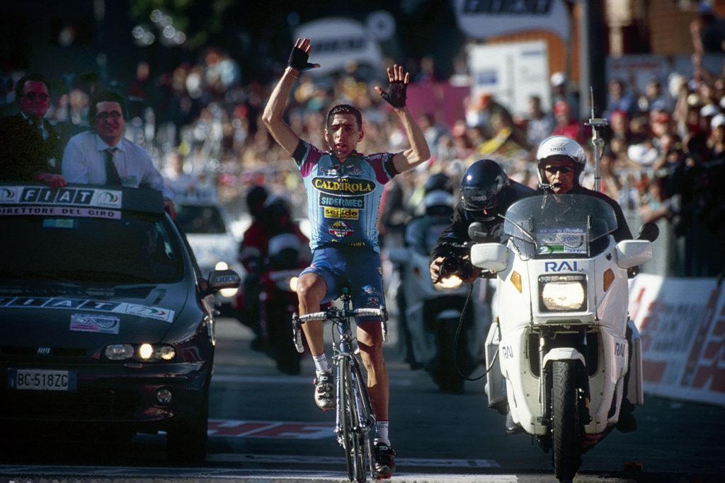 Francesco Casagrande Giro 2000