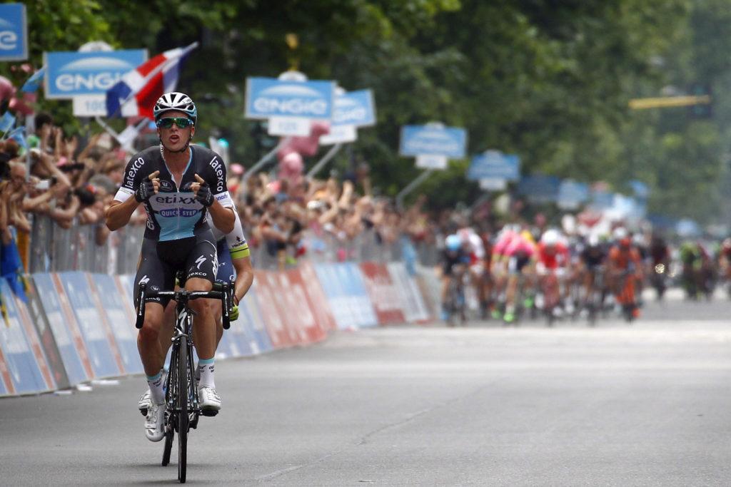 Iljo Keisse Giro d'Italia 2015