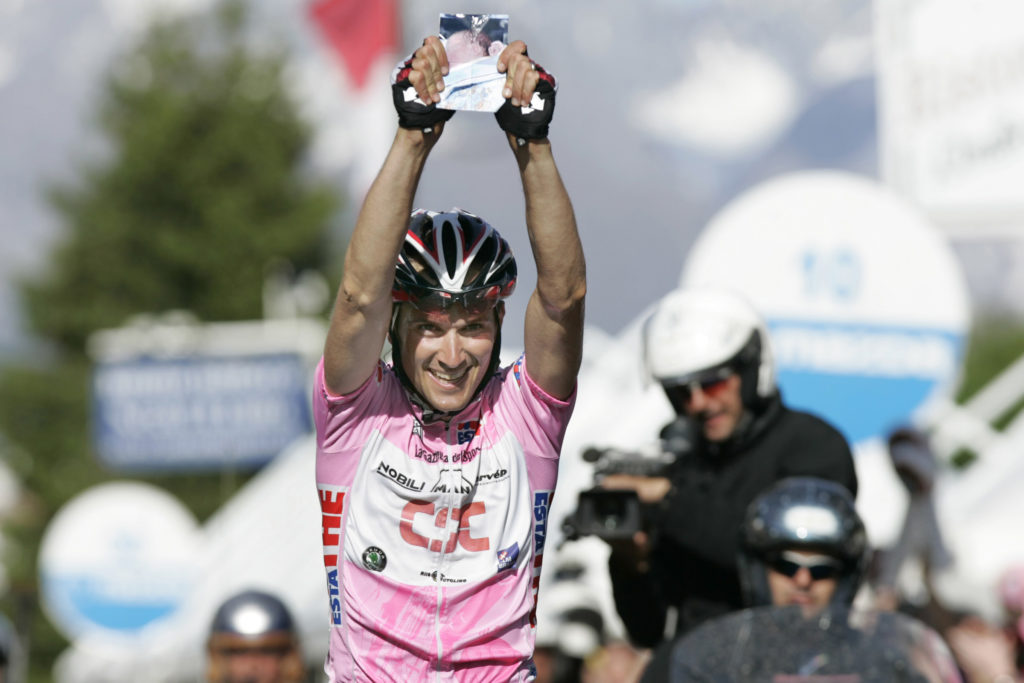 Ivan Basso Aprica Giro 2006