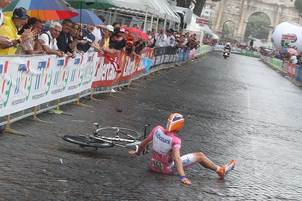 Denis Menchov Giro 2009