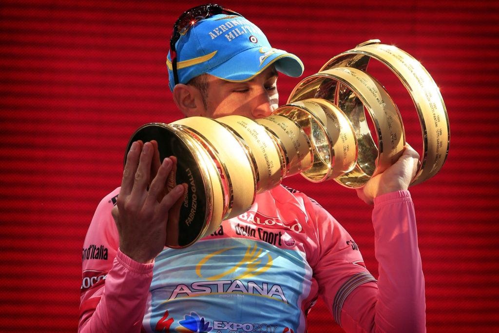 Vincenzo Nibali winnaar Giro 2013