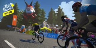 Zwift komt in juli met eerste virtuele Tour de France