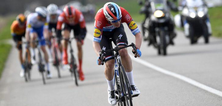 Bob Jungels richt zich op Tour de France en klassiekers