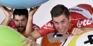 'De Gendt, Wallays en Van der Sande hadden in februari al akkoord met Lotto Soudal'