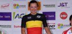 """Belgisch kampioene Jesse Vandenbulcke zegt """"ja"""" op de Kemmelberg"""
