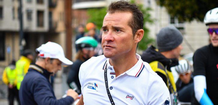 """Voeckler: """"Kan renners niet vragen de Tour over te slaan vanwege Tokio"""""""