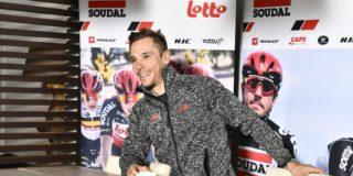 """Philippe Gilbert houdt druk voor Milaan-San Remo af: """"Ik kan ook in Amstel geschiedenis schrijven"""""""