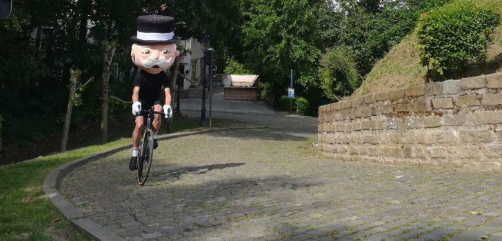 Muur van Geraardsbergen wordt duurste Monopoly-vakje, ploeg Roelandts heeft nieuwe CEO
