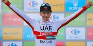 Tour 2020: UAE Emirates heeft team rond Pogacar en Kristoff op papier