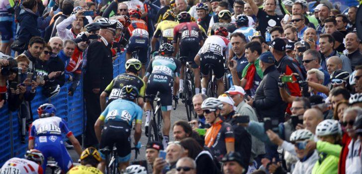 Burgemeesters protesteren tegen Ronde van Lombardije op 15 augustus