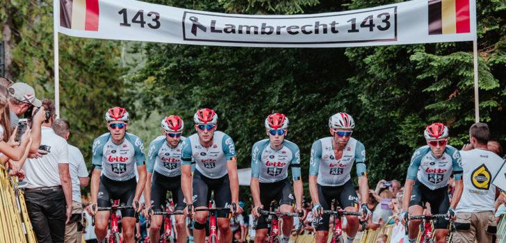 Ronde van Polen draagt jongerenklassement op aan Bjorg Lambrecht