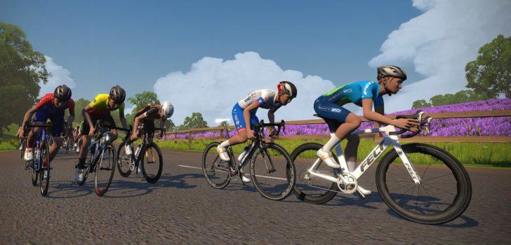 Volg hier de derde etappe van de Virtual Tour de France 2020