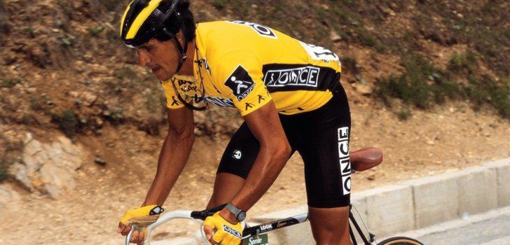 Beenmergtransplantatie voor oud-renner Eduardo Chozas