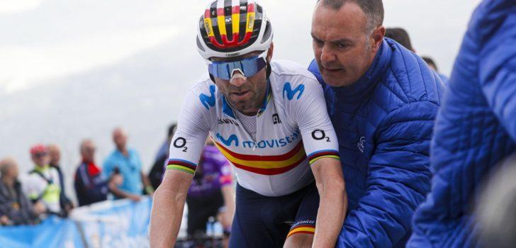 Movistar met Valverde, Soler en Mas naar Ronde van Burgos