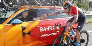 Iván García bevestigt vertrek bij Bahrain McLaren