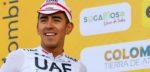 Uit koers gehaalde UAE Emirates-renners testen negatief op coronavirus
