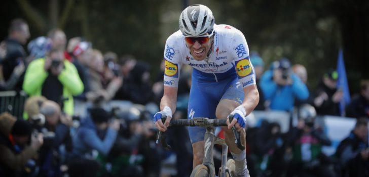 Tim Declercq en Mauri Vansenant DQS-Belgen in Critérium du Dauphiné