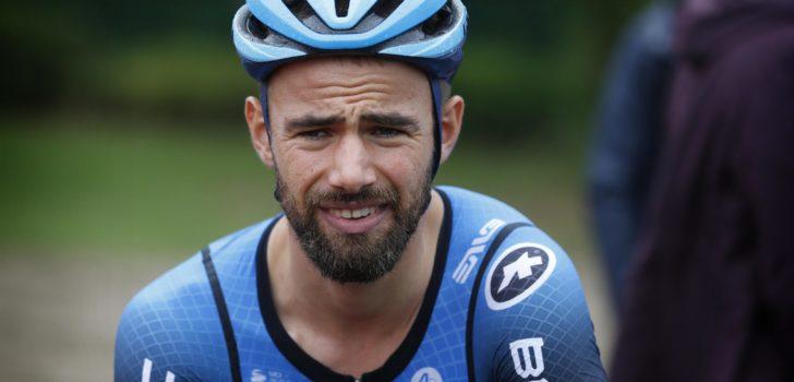 """Victor Campenaerts na vertrek sponsor NTT: """"Ik kijk naar een nieuw team"""""""