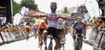 Burgos: Fernando Gaviria sprint het snelst in Villadiego