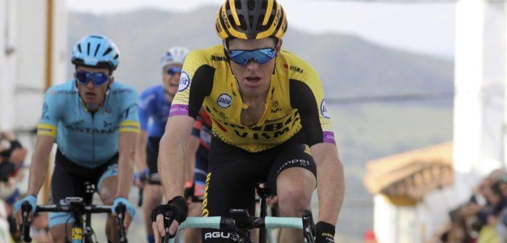 """Kruijswijk over Tour de France: """"We moeten er in de derde week allemaal nog goed voor staan"""""""