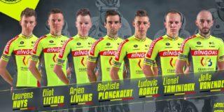 Bingoal-Wallonie Bruxelles levert de helft van alle Belgen in Vuelta a Burgos