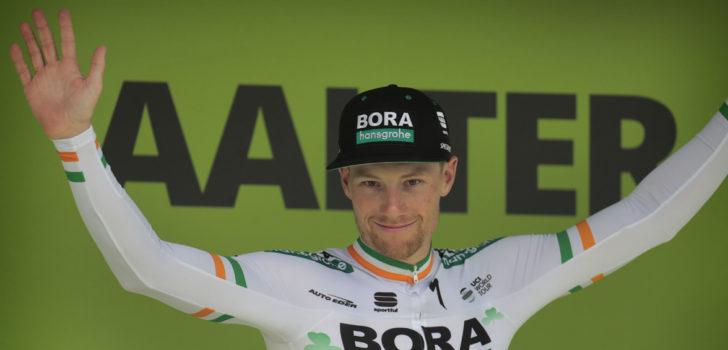 Derde etappe BinckBank Tour 2020 finisht in Aalter