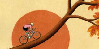 Lied en poster voor speciale 'Giro van de herfst'