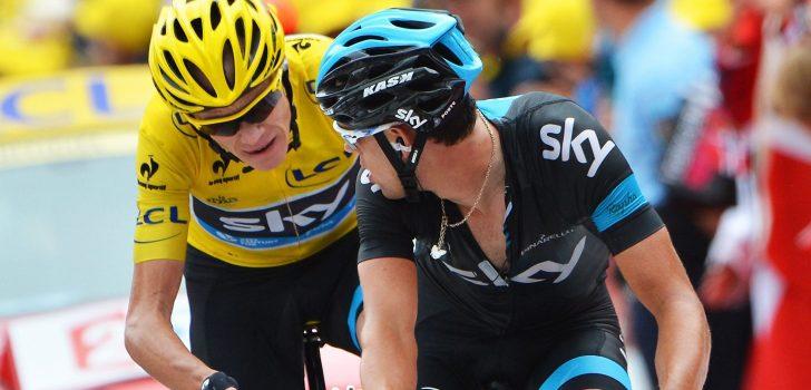 """Porte: """"Froome heeft nog altijd de motor om een vijfde Tour te winnen"""""""