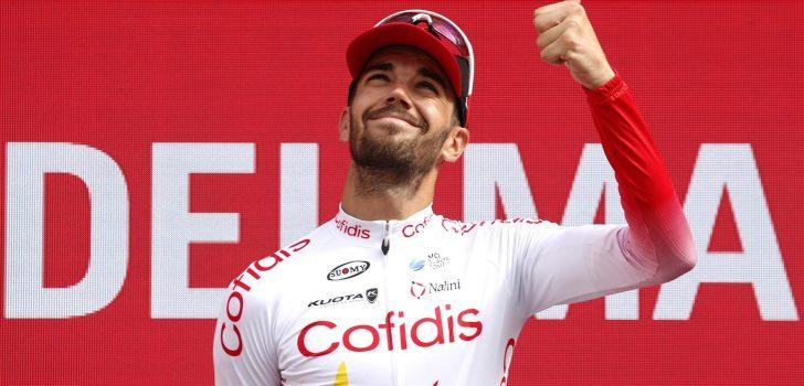 Vuelta 2020: Jesús Herrada gaat niet van start na positieve coronatest