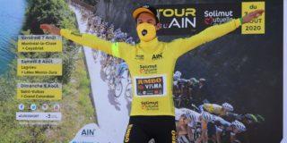 """Primoz Roglic: """"Dit was een geweldige teamprestatie"""""""
