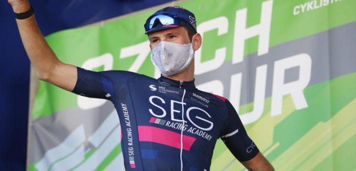 Volg hier de slotetappe van de Czech Cycling Tour 2020