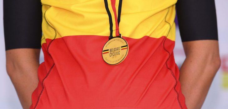 BK wielrennen, selecties Ronde van Vlaams-Brabant
